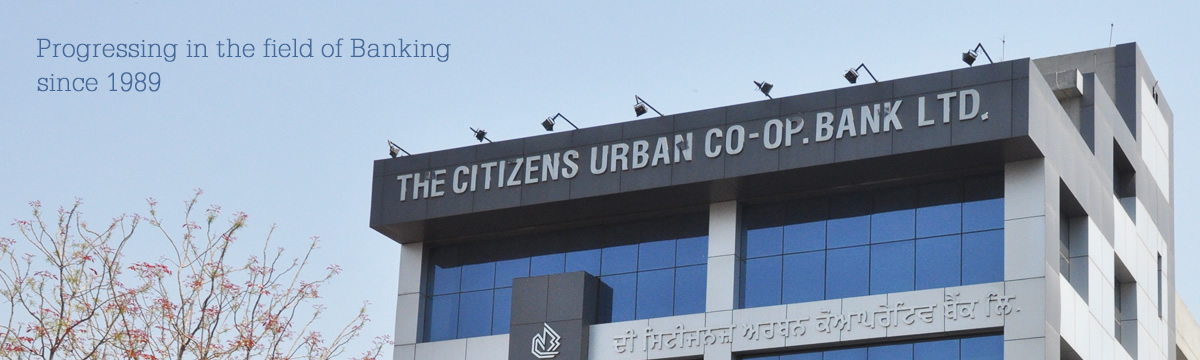 The Citizens Urban Co-op. Bank Limited