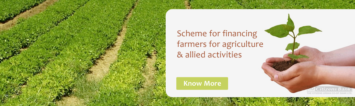 Finance for Agriculture